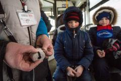 В Госдуме предложили ввести бесплатные проездные билеты для детей