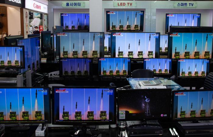 Южнокорейские источники подтвердили пуск КНДР крылатых ракет