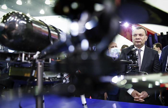 Борисов заявил, что США запрещают поставки в РФ всей высокотехнологичной продукции