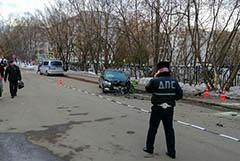 Задержан скрывшийся виновник ДТП с двумя погибшими на севере Москвы