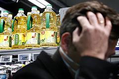 Рост цен на сахар и масло на минувшей неделе резко ускорился