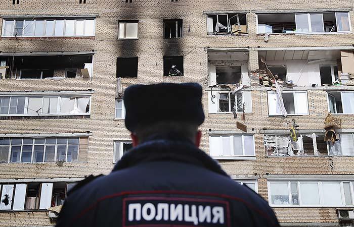 Число жертв взрыва в доме в Химках выросло до четырех человек