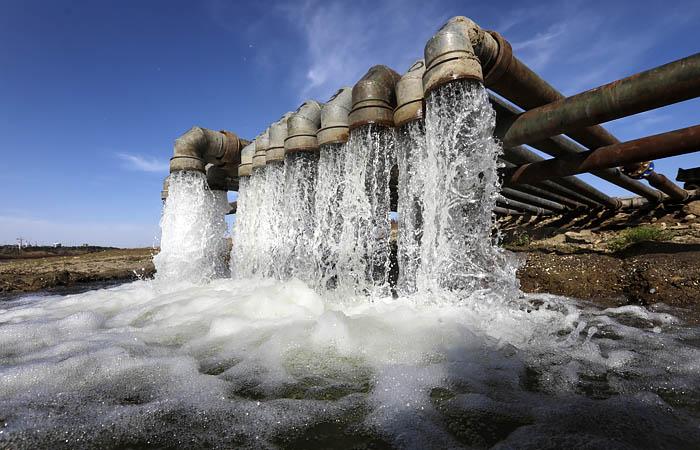 Крым начал готовить иск из-за водной блокады со стороны Украины