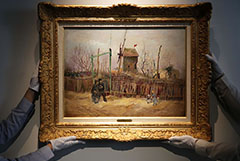 Картина Ван Гога, которую 100 лет не показывали публике, ушла с молотка