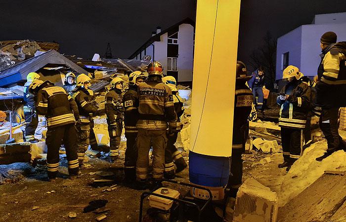 Четверо граждан Турции пострадали при взрыве в доме в Новой Москве