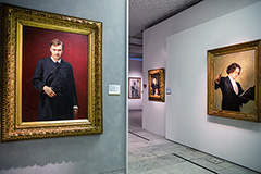 Третьяковка проведет крупные выставки Репина в Хельсинки и Париже