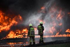 В Индонезии загорелся нефтеперерабатывающий завод
