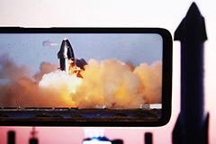 Прототип космического корабля Starship взорвался при посадке