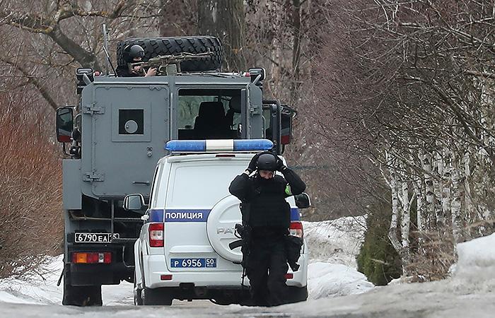 """""""Мытищинский стрелок"""" оказал ожесточенное сопротивление полиции"""