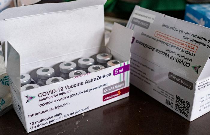 Канада приостановила вакцинацию препаратом AstraZeneca