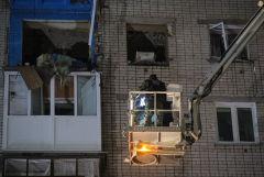 Взрыв газа произошел в жилой девятиэтажке в Зеленодольске