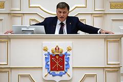 Петербургский парламент вопреки словам Беглова решил строить в парке храм