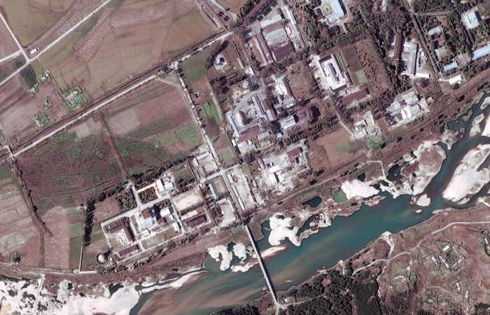Эксперты из США заметили признаки производства оружейного плутония в КНДР