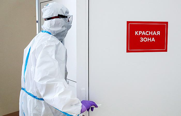 В России за сутки выявлено 9,1 тыс. случаев заражения COVID-19