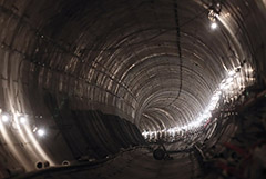 К спустившемуся в тоннель столичного метро пассажиру подадут иск на 1 млн руб.