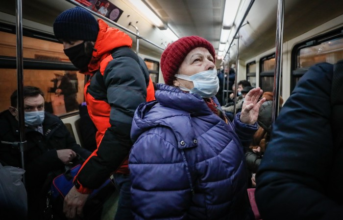 В России за сутки выявили 9 021 случай заражения коронавирусом