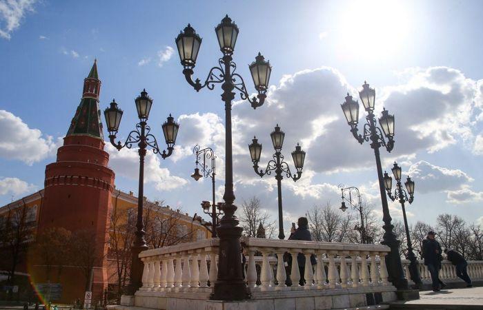 Следующая рабочая неделя порадует москвичей теплом