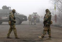 В ЛНР заявили об артобстреле со стороны ВСУ