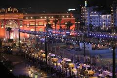 В Каире прошла торжественная церемония перевозки мумий