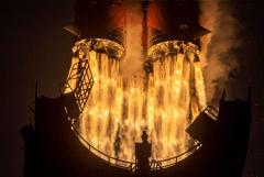 В России могут создать ракету грузоподъемностью до 200 тонн