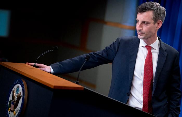 Госдеп США выразил обеспокоенность передвижением войск РФ у границ Украины