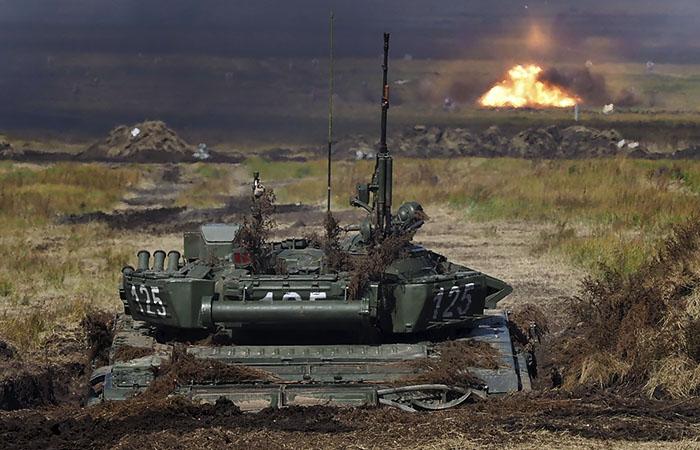 В Вооруженных силах РФ началась проверка боеготовности