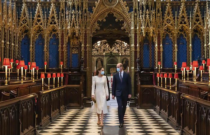 Опрос Deltapoll показал желание британцев видеть монархом принца Уильяма