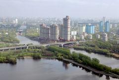 Капремонт Строгинского моста начался на северо-западе Москвы