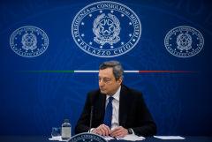 Посла Италии в Анкаре вызвали в МИД Турции из-за слов Драги об Эрдогане
