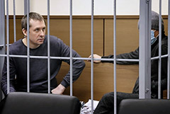 В Москве задержали адвоката экс-полковника Захарченко