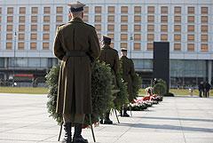 В Варшаве произошли столкновения в годовщину крушения самолета Качиньского