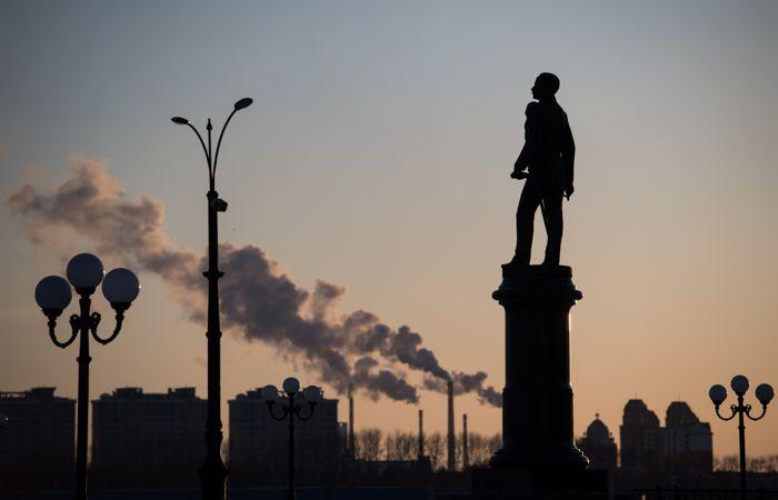 Дым от пожаров в Китае накрыл приграничные районы Амурской области