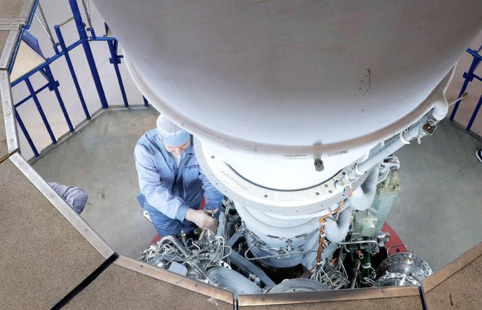 """""""Энергомаш"""" потеряет 10-13 млрд руб. при остановке поставок в США ракетных двигателей"""