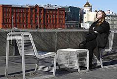 Москвичам пообещали аномально теплую погоду до пятницы