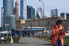 Самые теплые с начала года сутки зафиксированы в Москве