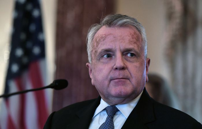 Администрация Байдена решила оставить Салливана послом США в РФ