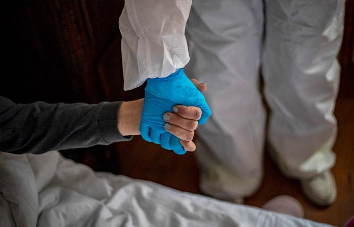 В России за сутки выявлено 8,3 тыс. случаев заражения коронавирусом
