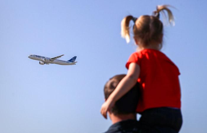 Выход самолета МС-21 на рынок задерживается из-за санкций