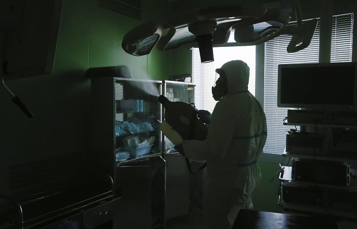 В России за сутки выявлено почти 9 тыс. случаев заражения COVID-19