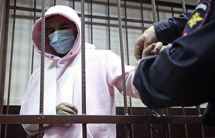 Рэпер Гулиев получил четыре года колонии за ДТП на Остоженке