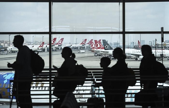 У россиян начались проблемы с возвращением рейсами со стыковкой в Стамбуле
