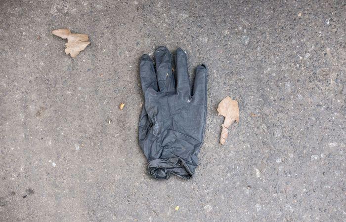 В Петербурге отменили перчаточный режим