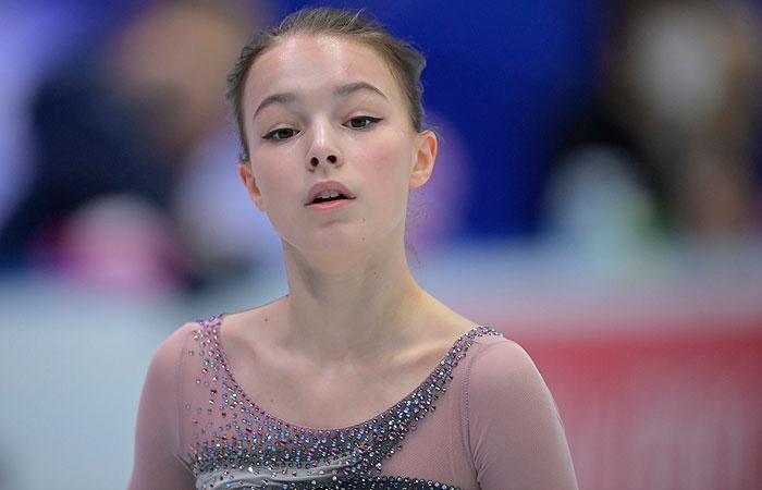 Россия впервые выиграла командный ЧМ по фигурному катанию