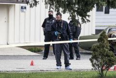Власти США задержали подозреваемого в стрельбе в Висконсине