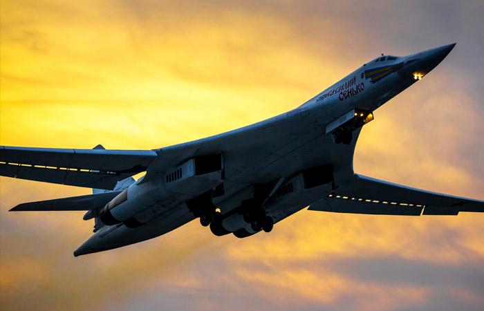 Российская стратегическая авиация провела учения с пусками ракет