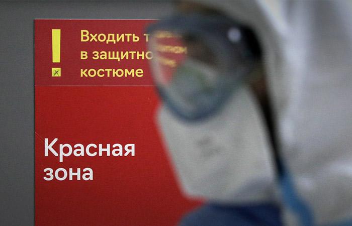 В России за сутки выявлено 8,5 тыс. новых случаев заражения коронавирусом