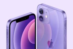 Apple выпустила iPhone в фиолетовом цвете