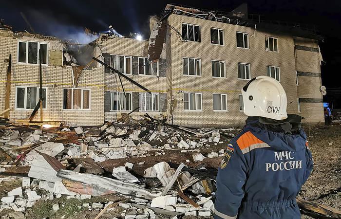 По делу о взрыве под Нижним Новгородом задержали двух газовиков