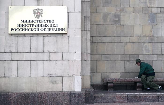 Заместителя посла США в Москве вызвали в МИД РФ