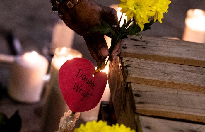В Миннеаполисе прошли похороны застреленного полицией Данте Райта